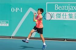 美傑仕盃網球賽 12歲男女子組產雙料冠軍