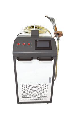 燦晶手持雷射金屬焊接機 高功率