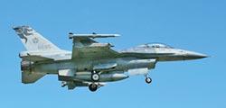 美F-16電戰系統研發喊停 我稱無損失