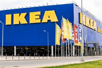 誇張!白裙洋紐IKEA大解放!掀衣開腿「露乳亮鮑」 客人嚇傻