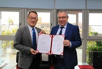 興大工學院、電資學院與俄羅斯國立薩瑪拉科大簽訂合作備忘錄