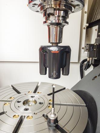 決對科技 推α1線上智能五軸量測儀器