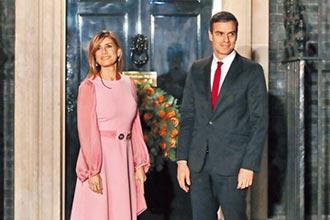 義國市長病逝 西班牙第一夫人確診
