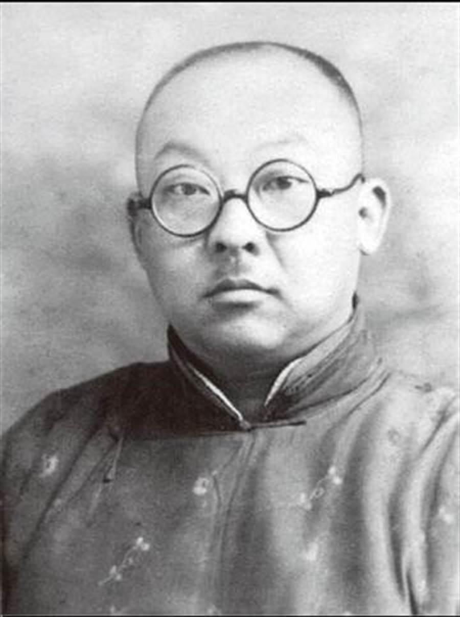 愛新覺羅.恆煦,末代鎮國公之一(圖/野人文化 提供)
