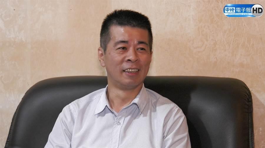士林商圈促進會理事長蘇文山透露,目前整個商圈已超過90間待租店面。(照片/邱子軒 拍攝)