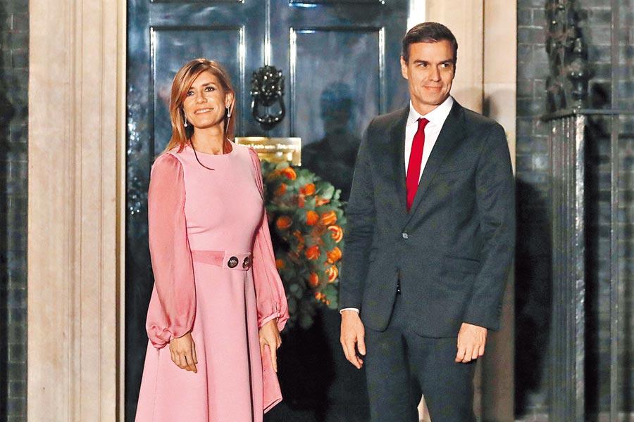 「西班牙总理夫人确诊」的图片搜寻结果
