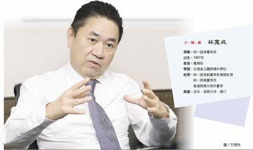 拿下大陸「全牌照」... 董事長林寬成:統一證的挑戰才剛開始