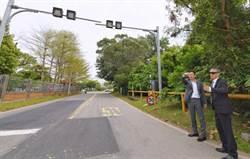 高峰路啟動拓寬工程 打破通往竹科交通39年瓶頸