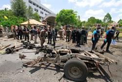 泰國南部發生炸彈襲擊 18 受傷