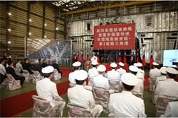 海軍首艘「快速布雷艇」今年交艇