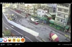 中華地下道工程縮時攝影  秀韓國瑜拚市政