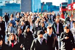 英驚世預估 疫情至明年春 8成民眾染病