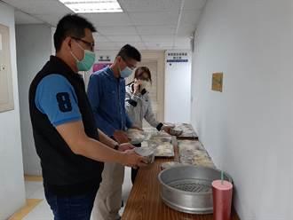 祭出4種防疫殺手鐧 台中東勢警分局超前部署