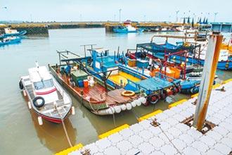 觀光新亮點 轉型先鋒 新豐坡頭漁港大變身