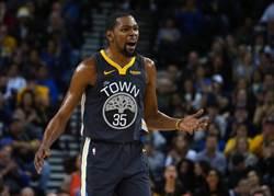 NBA杜蘭特染新冠肺炎 籃網4人中鏢