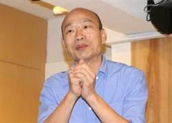 韓國瑜選台北市長會上?網分析後一面倒