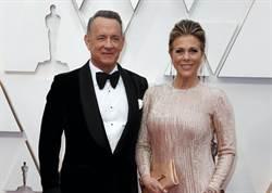 湯姆漢克斯曝染病症狀!與妻隔離「有好消息也有壞消息」