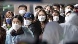 韓國群聚感染不斷 大邱5療養醫院至少87例確診