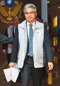 重新公告公投案遭彈劾  陳英鈐懲戒案近期宣判