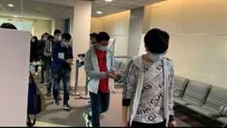 押解詐騙犯回國 中檢:交保2嫌及10餘官警回溯居家檢疫