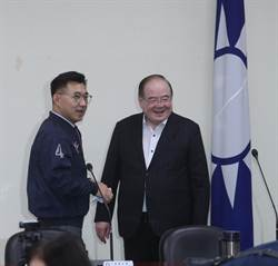 江啟臣建議執政黨考量發布緊急命令 解決侵權疑慮