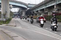 五股中興路危險路段 啟動交安評估擬拓寬