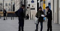 法國確診案例逾6600 總統馬克宏下令封城關邊境