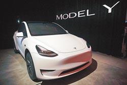 特斯拉Model Y提前交車