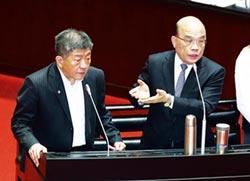 霸王條款惹議 藍委籲發布緊急命令