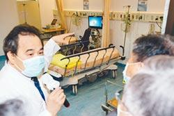隔離病房最大量 超過2萬床