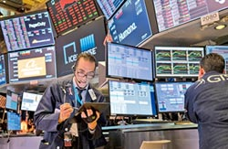 恐慌指數82.69 超越金融海嘯