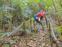 古香道重修開放 山友探訪
