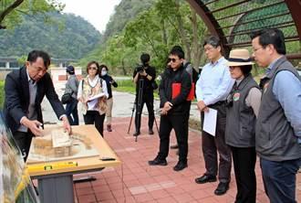 公館客家文學花園 朝向保留原始樣貌打造