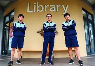 東港高中3人錄取台清交有「繁星生的壓力」 但不自貶而是更激進實力