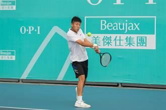 美傑仕盃網球賽 同班同學較量好和氣