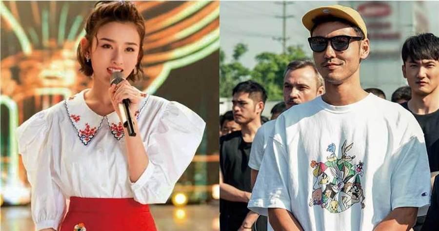 37歲的阮經天已是適婚年齡,去年被拍到和小他16歲的宋祖兒約會。(圖/翻攝自兩人微博)