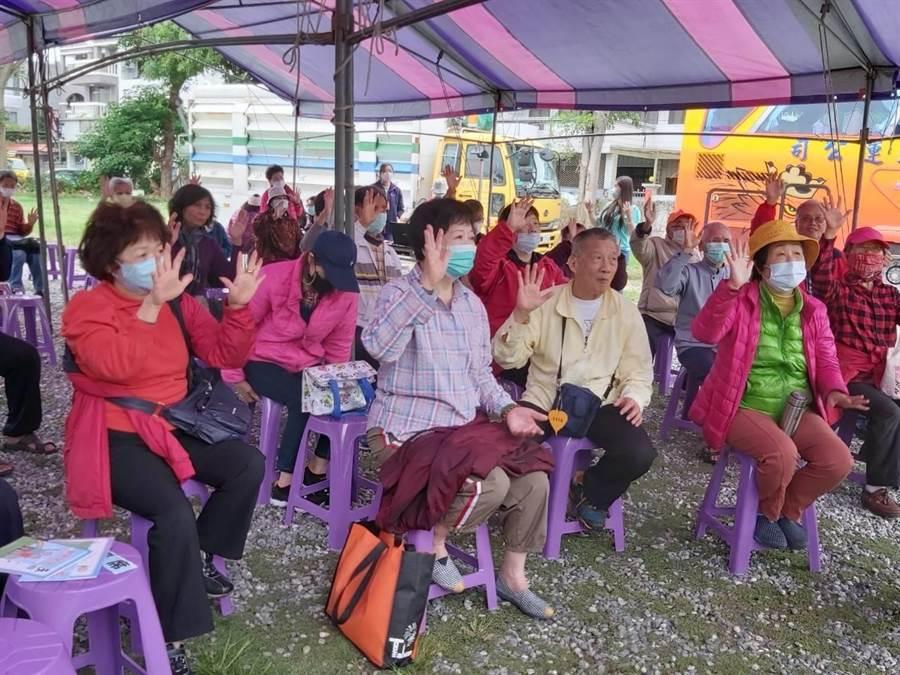 扶輪社台東分區辦理C型肝炎免費篩檢服務