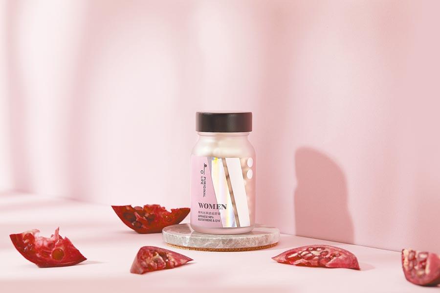 值得信任的天然與安心,昂萃Puriginal Life中西配方保健食品(專利光萃逆痕膠囊)主打煥妍、抗氧、添加98%日本專利穀胱甘肽,從源頭開始打造真實健康。圖/昂萃提供