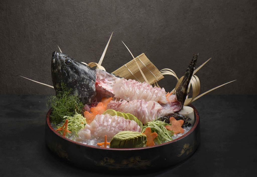 【高雄國賓大飯店i River自助餐廳將於3月28日晚餐時段推出「頂級龍虎斑吃到飽」。(高雄國賓大飯店提供)】