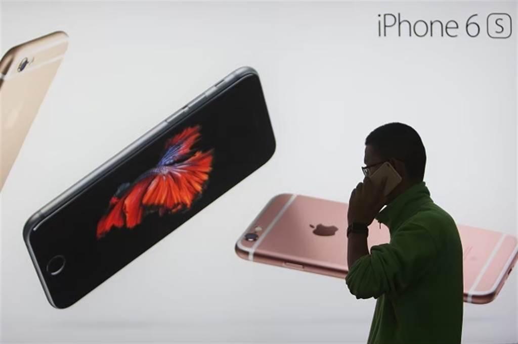 蘋果手機觸控螢幕涉嫌侵犯專利,遭知名專利蟑螂Neodron提起337調查。圖/中新社