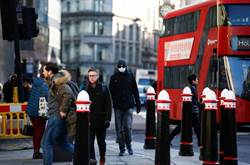 英國案例集中在倫敦 可能面臨封城
