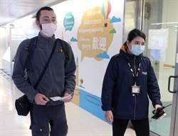 防疫全境封鎖 外籍旅客無法入境錯愕