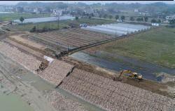 湖北重點水利工程復工