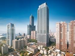 洲際酒店 結合高雄超豪宅登場
