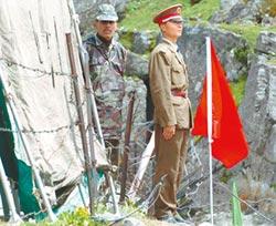 印邊境蓋哨所修鐵路 解放軍備戰