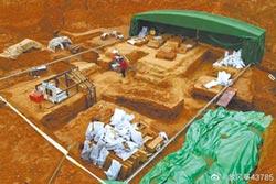 挖到寶 中原首現貴族葬器玉溫明