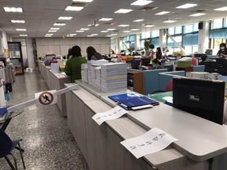 預防群聚感染 台東縣府試辦分區及居家辦公