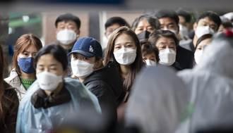 新增152例確診新冠肺炎 韓國累計8565例