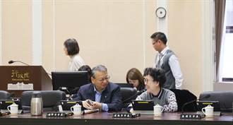 中央宣告生煤條例部分無效 令狐副市長赴行政院會為民發聲