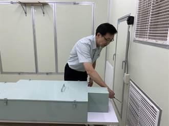 模擬負壓隔離病房勤益科大解析過濾系統